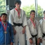 Elite -60kg: Hamid 2ème